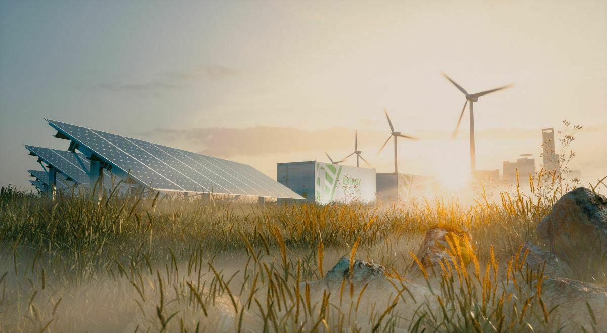 Tuuli- ja aurinkosähkön osuus energiatuotannossa tulee kasvamaan merkittävästi.